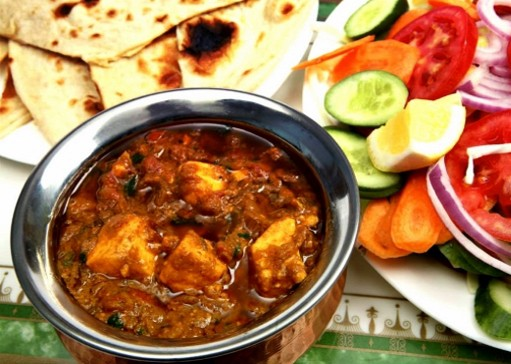 Curry Evening march 2018
