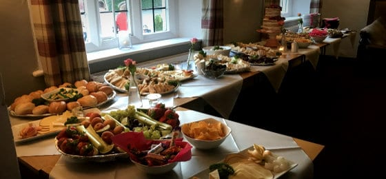 Social Events, Family Events and Charity Socials