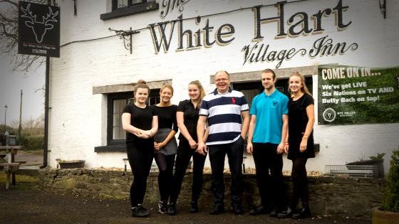 The White Hart Team