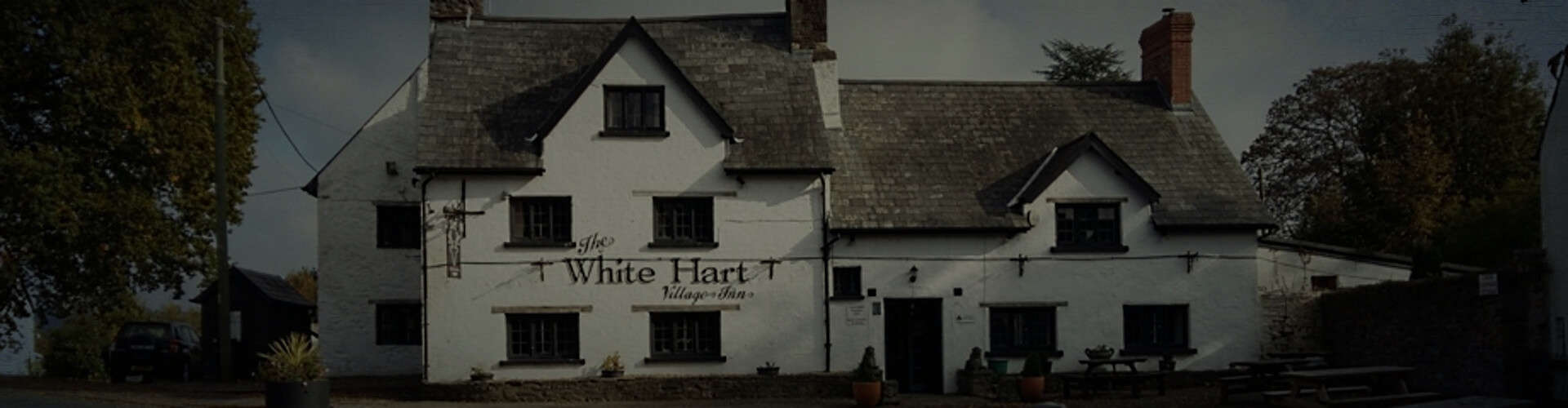 The White Hart, Llangybi nr Usk