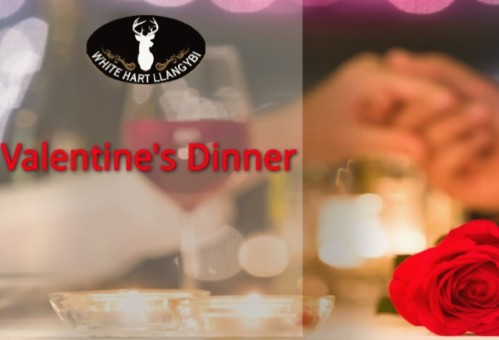 White Hart Valentines Night