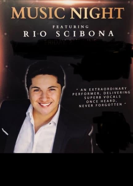 Italian Singer Rio